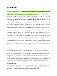 miletus athens and the achaemenid empire thesis achaemenid