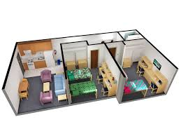 Types Of Apartment Layouts Floor Plans Office Of Residence Life University Of Wisconsin