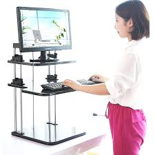 Standing Height Desk Ikea by Ergonomic Computer Desks U2013 Amstudio52 Com