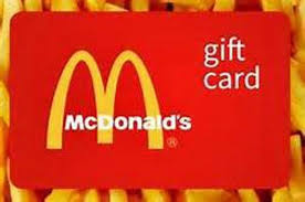 mcdonalds e gift card gift cards on a wing and a prayer