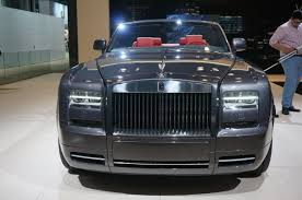 phantom car 2015 the hottest cars at the 2015 new york auto show