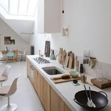 le pour cuisine moderne cuisine moderne et pratique 20 bonnes idées côté maison