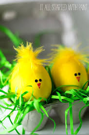 60 easy and beautiful ways to decorate your easter eggs easter