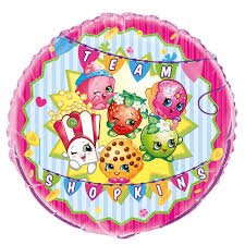foil balloons shopkins party supplies shopkins foil balloons party decorations