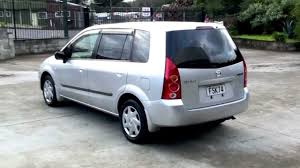 mazda country of origin mazda premacy 2003 1 8l auto youtube