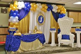 prince baby shower decorations royal prince baby shower decorations to welcome your prince
