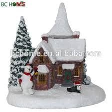 houses house ornaments buy led