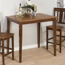 Square Kitchen Tables by Farmhouse Breakfast Table Or Small Dining Table Set With Or