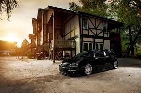 stanced volkswagen golf volkswagen golf mk5 black stance volkswagen golf black house hd