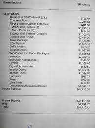 house building plans and prices building estimates