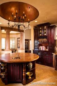rounded kitchen counters with round kitchen island 218 449