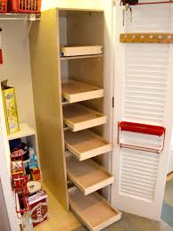 Kitchen Cabinet Rolling Shelves Closet Pull Out Closet Drawers Best Slide Out Shelves Ideas On