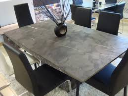 grey marble dining table marble dining tables monte carlo dining table in rustic grey