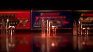 Barnes Tipped Tsx Barnes Tsx Ttsx Mrx Bullets Youtube