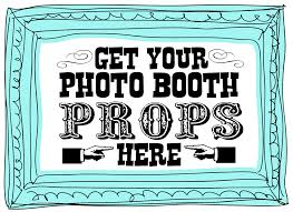 photo booth sign carnival party printable freebies and sneak peaks