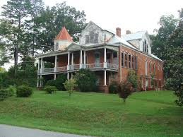 once beautiful mansion adairsville ga forgotten places