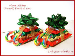 christmas candy cane sleigh how to you u0027ve been elfed series