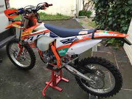 factory motocross bikes for sale ktm 450 exc factory 2015 earned incentive 2015 pinterest ktm