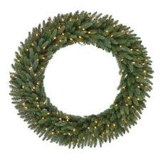 battery wreaths garland decorations