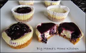 big mama u0027s home kitchen blueberry cheesecake cupcakes