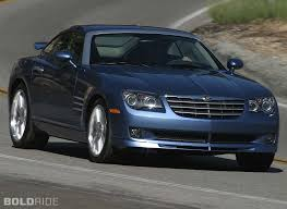 chrysler sports car chrysler crossfire srt6