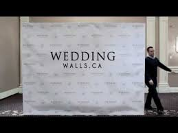 wedding backdrop edmonton wedding wall carpet step repeat backdrop rental wedding
