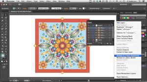 tutorial illustrator layers adobe illustrator cc tutorial managing layer panel options youtube