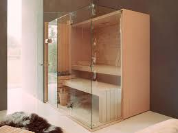 sauna sky glass by effegibi design talocci design