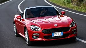 fiat spider 2016 fiat 124 spider 2016 review by car magazine