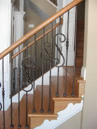 Replace Stair Banister Iron Swap Shop Iron Stair Balusters Stair Rail Replacement In