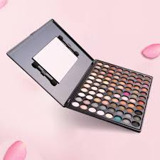 Color Neutral by 88 Pro Full Color Neutral Warm Eyeshadow Palette Limitless Luxuries