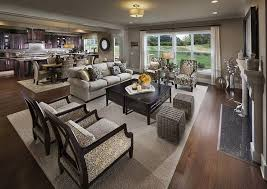 Kitchen Sitting Room Ideas Kitchen Dining And Living Room Design Cool