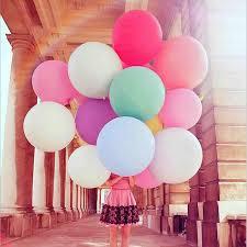 wedding backdrop balloons aliexpress buy 20pcs jumbo 36inch party balloons big