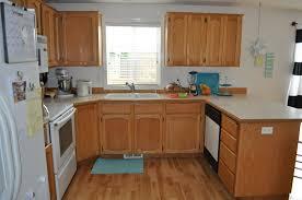 Galley Kitchen With Breakfast Bar Cabinet Small U Shaped Kitchen Designs Briliant Kitchen Cabinets
