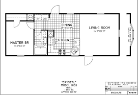 1 bedroom home floor plans 1 bedroom mobile home floor plans photos and video