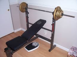 weight and bench set jack lalanne weight bench incline bench press