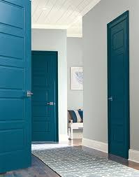 Colored Interior Doors Interior Door Color Ideas Best 25 Painted Interior Doors Ideas On