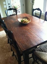 Black Walnut Table Top by Antique Attic June 2012