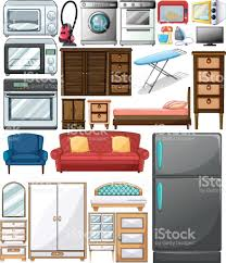 different types of home appliances stock vector art 820427686 istock