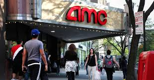 amc entertainment shares fall 26 after hours on earnings warning