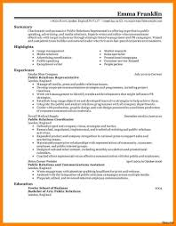 relations resume template resume templates executive director communications relations