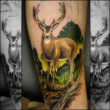 75 best hunting tattoo designs and ideas hobby commitment 2018