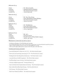 Sample Resume For Sous Chef Writing A Dissertation Project Proposal Sample Resume Of Caregiver