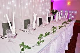 wedding décor hire ireland infinity wedding services
