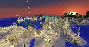 Minecraft World Maps by Parkour Minecraft Worlds Curse