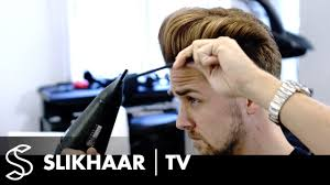 Mens Business Hairstyle by High Volume Undercut Sleek Business Look Men U0027s Fade Undercut