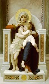 the virgin the baby jesus bouguereau william gallery web