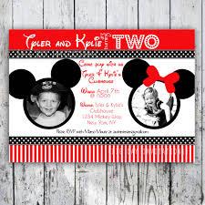 mickey mouse printable birthday invitations free minnie mouse printable birthday invitations drevio