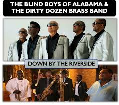the blind boys of alabama and dirty dozen brass band tickets