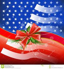 merry with flag usa stock photo image 35246350